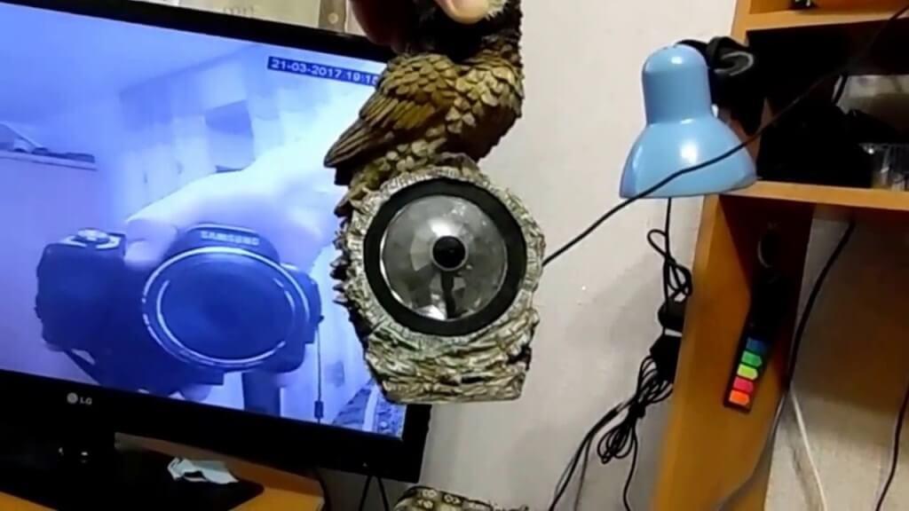 как установить скрытую камеру в комнате понимала